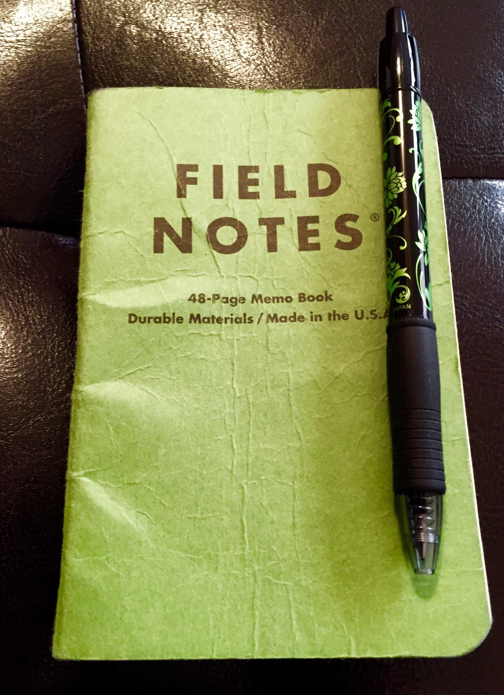 2d65adb870c A Field Notes Dilemma – Pens and Junk