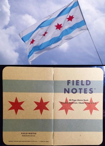 FieldNotes-chicagoandflag